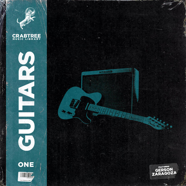 Crabtree Music Library - Guitars Vol. 1