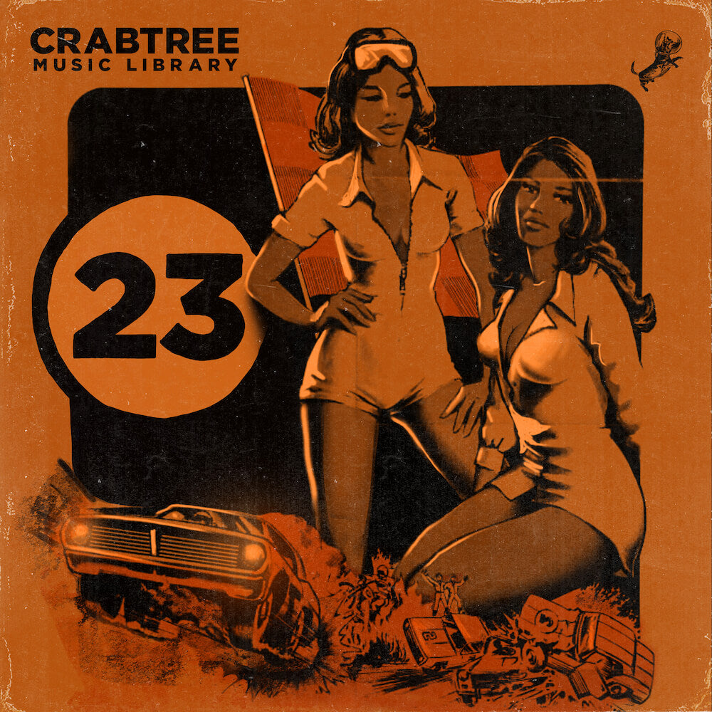 Crabtree Music Library Vol. 23