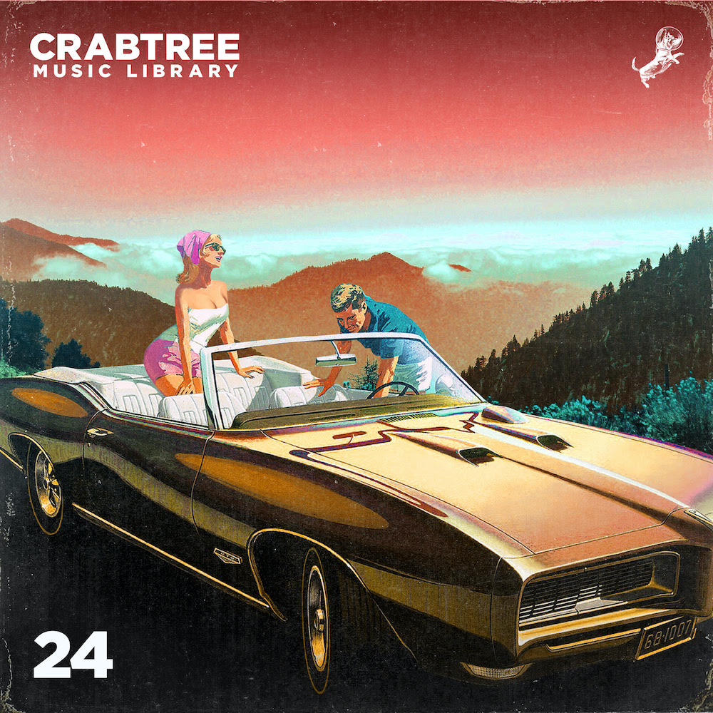 Crabtree Music Library Vol. 24