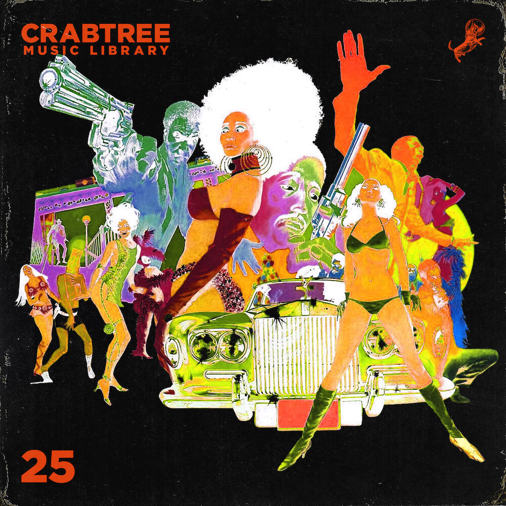 Crabtree Music Library Vol. 25