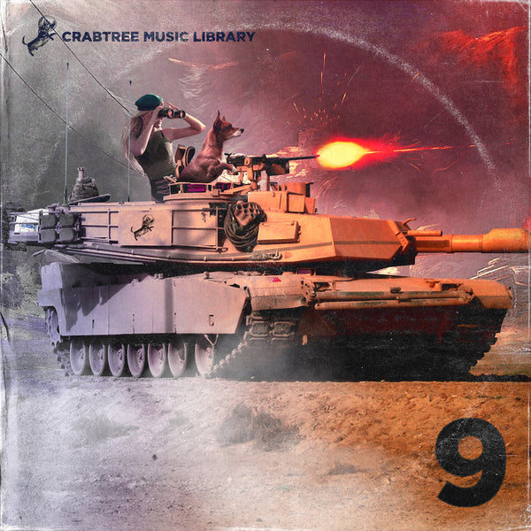 Crabtree Music Library Vol. 9 (Sample Pack)