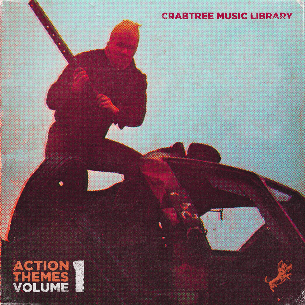 Crabtree Music Library - Action Themes Vol. 1