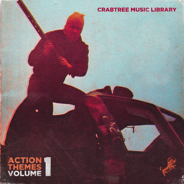 Crabtree Music Library - Action Themes Vol. 1 (Sample Pack)