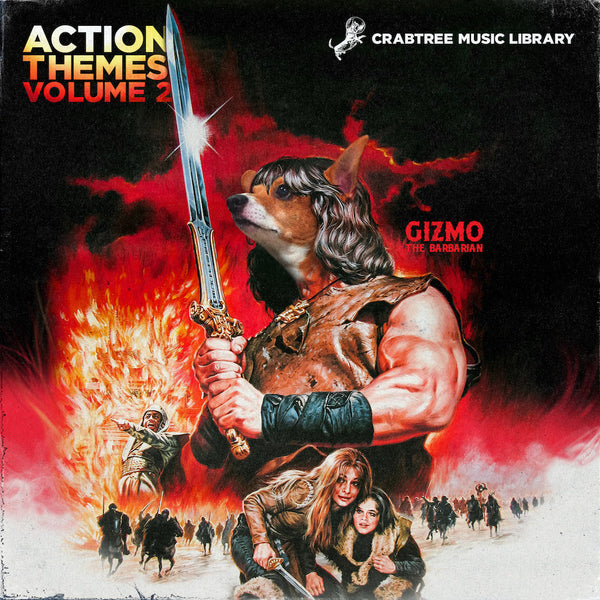 Crabtree Music Library - Action Themes Vol. 2