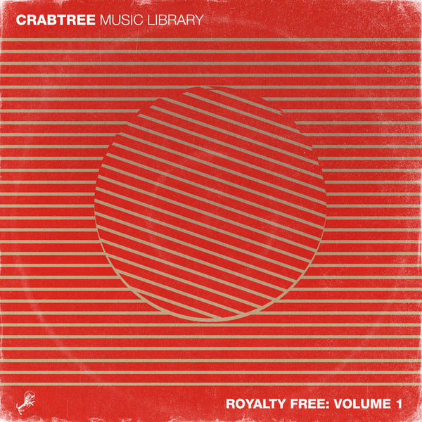 Crabtree Music Library - Royalty Free Vol. 1