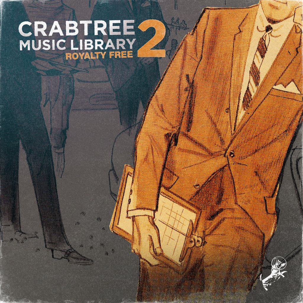 Crabtree Music Library Royalty Free Vol 2 Sample Pack