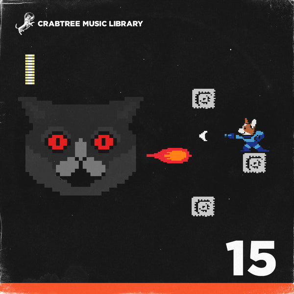 Crabtree Music Library Vol. 15