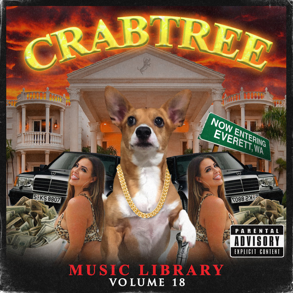 Crabtree Music Library Vol. 18