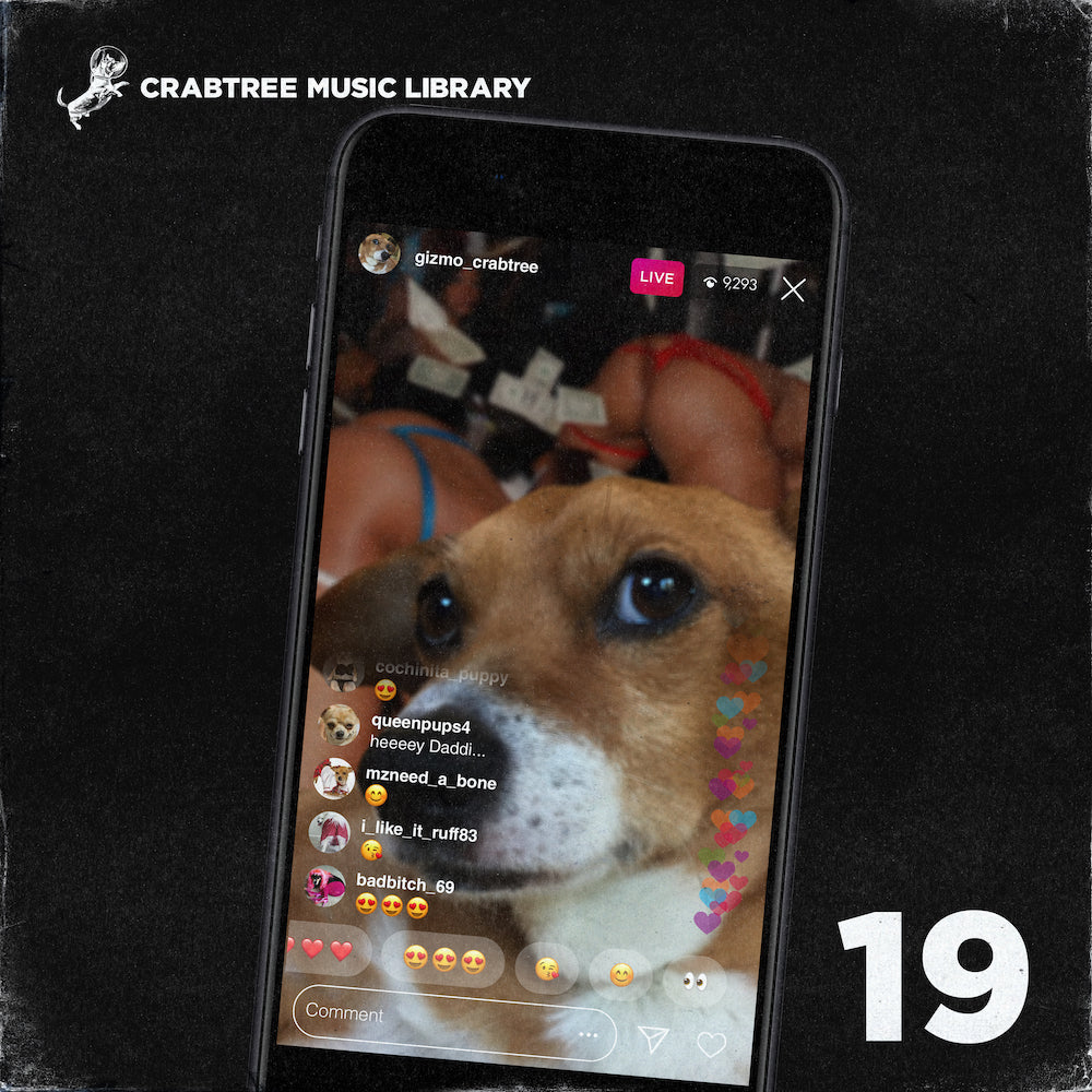 Crabtree Music Library Vol. 19