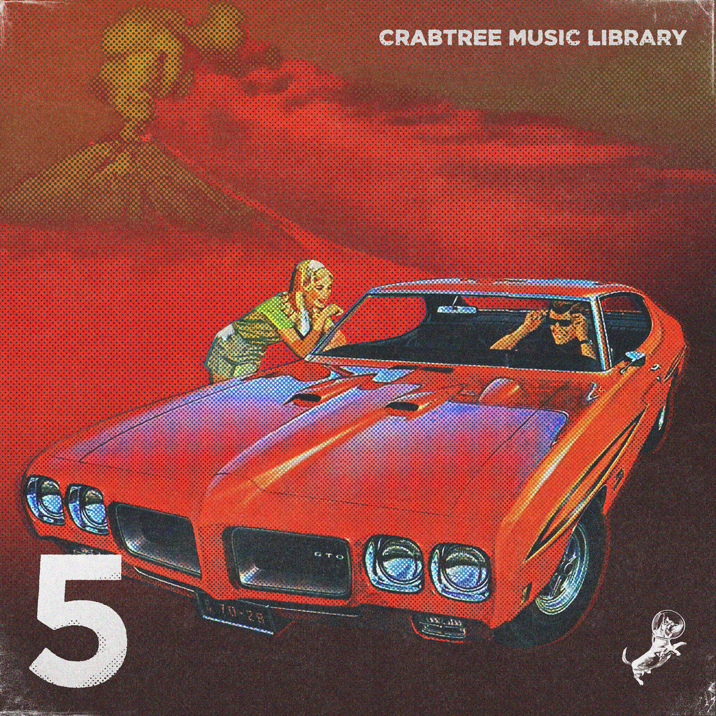 Crabtree Music Library Vol. 5