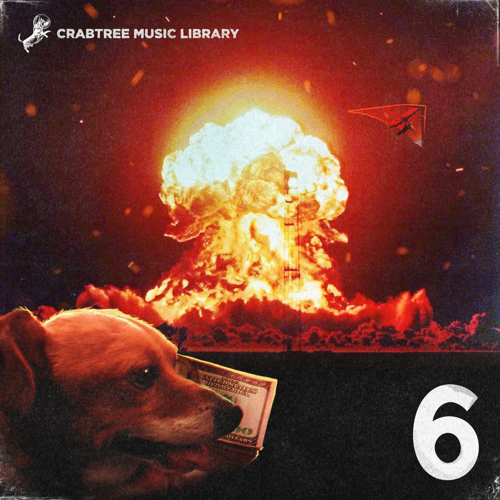 Crabtree Music Library Vol. 6 (Sample Pack)
