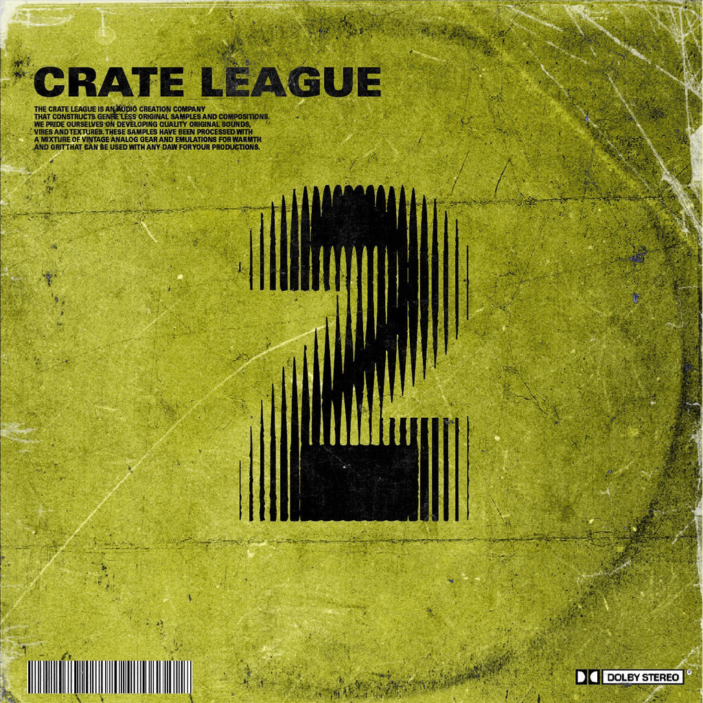 The Crate League - Heat Index Vol. 2