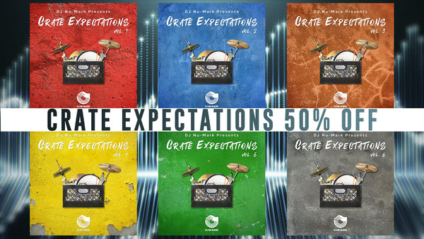 DJ Nu-Mark - Crate Expectations Bundle
