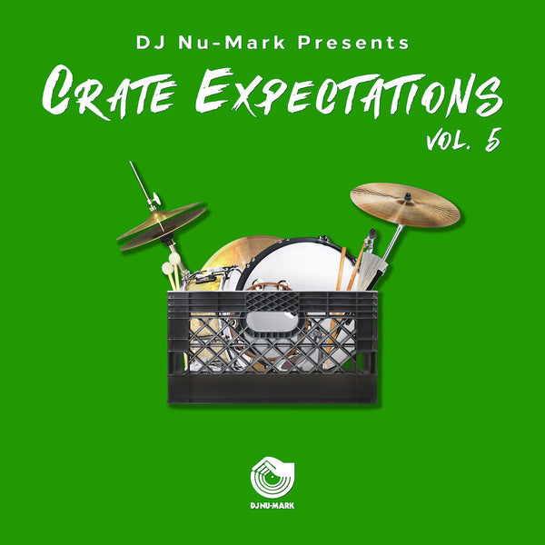 DJ Nu-Mark - Crate Expectations Vol. 5