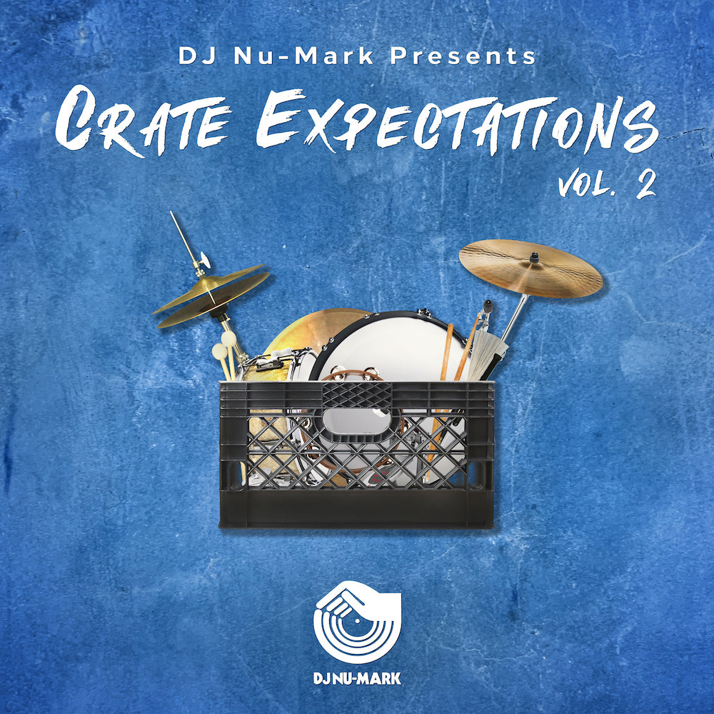 DJ Nu-Mark - Crate Expectations Vol. 2