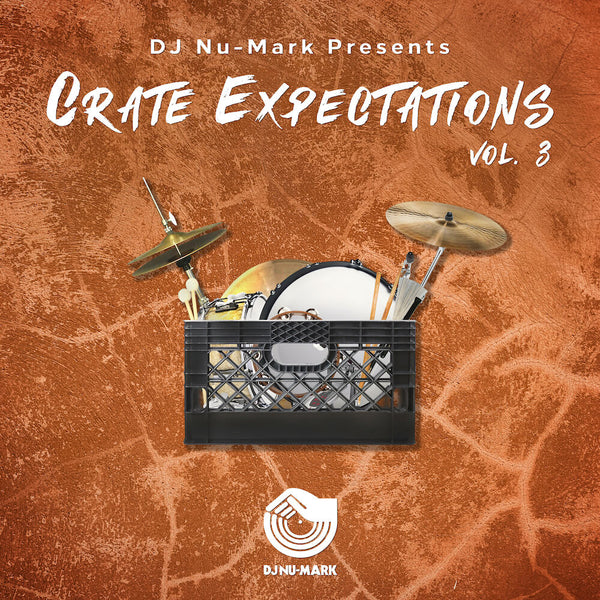 DJ Nu-Mark - Crate Expectations Vol. 3