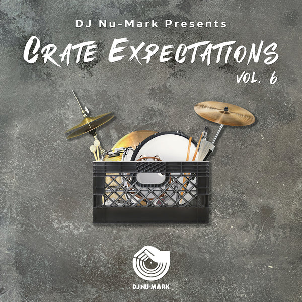 DJ Nu-Mark - Crate Expectations Vol. 6
