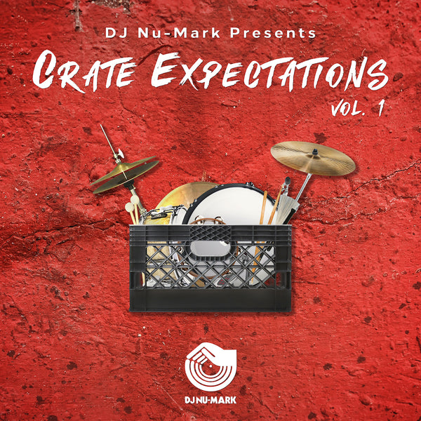 DJ Nu-Mark - Crate Expectations Vol. 1