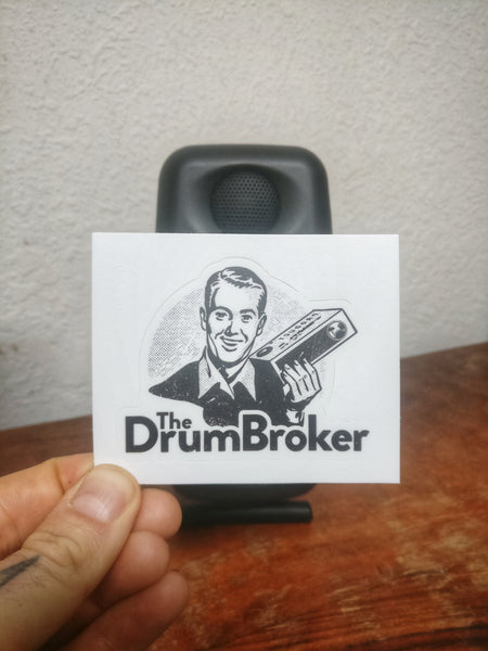 Drum Broker Stickers