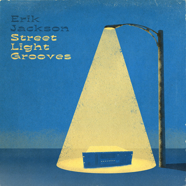 Erik Jackson - Street Light Grooves Sample Pack