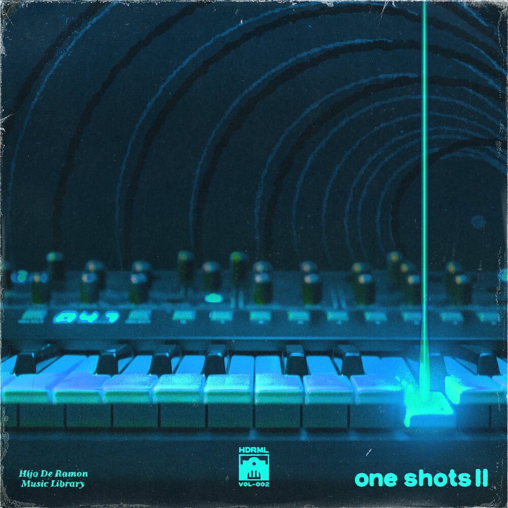 Hijo De Ramon Music Library - ONE SHOTS Vol. 2