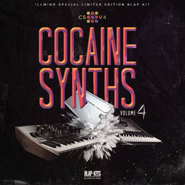 illmind - Cocaine Synths Vol. 4 (Sample Pack)