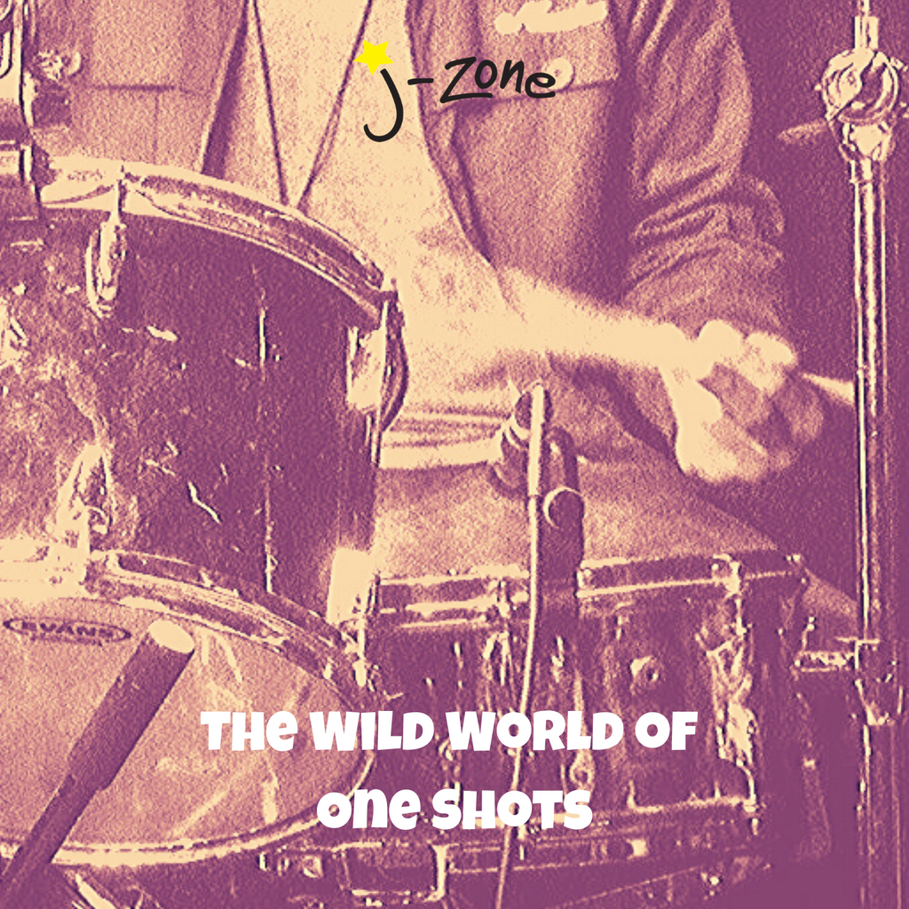 J-Zone - The Wild World of One Shots