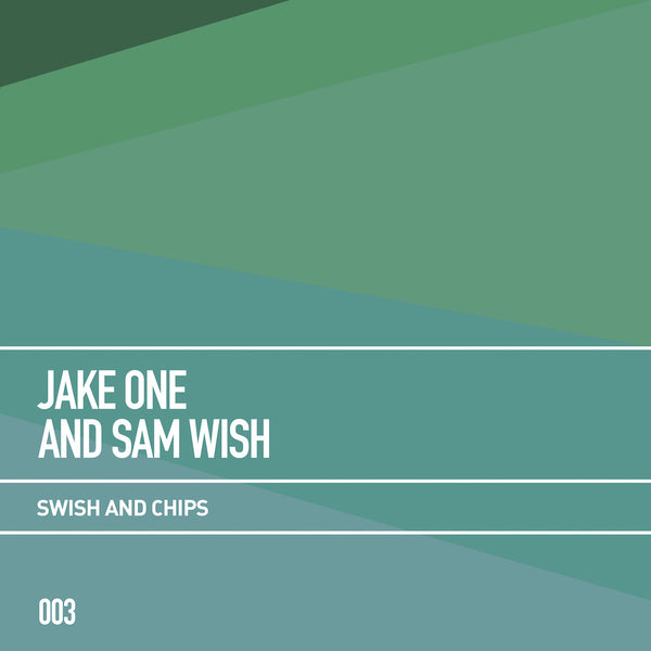 Jake One - Swish & Chips Vol. 3