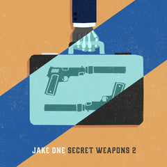Jake One - Secret Weapons Vol. 2 (Sample Pack)