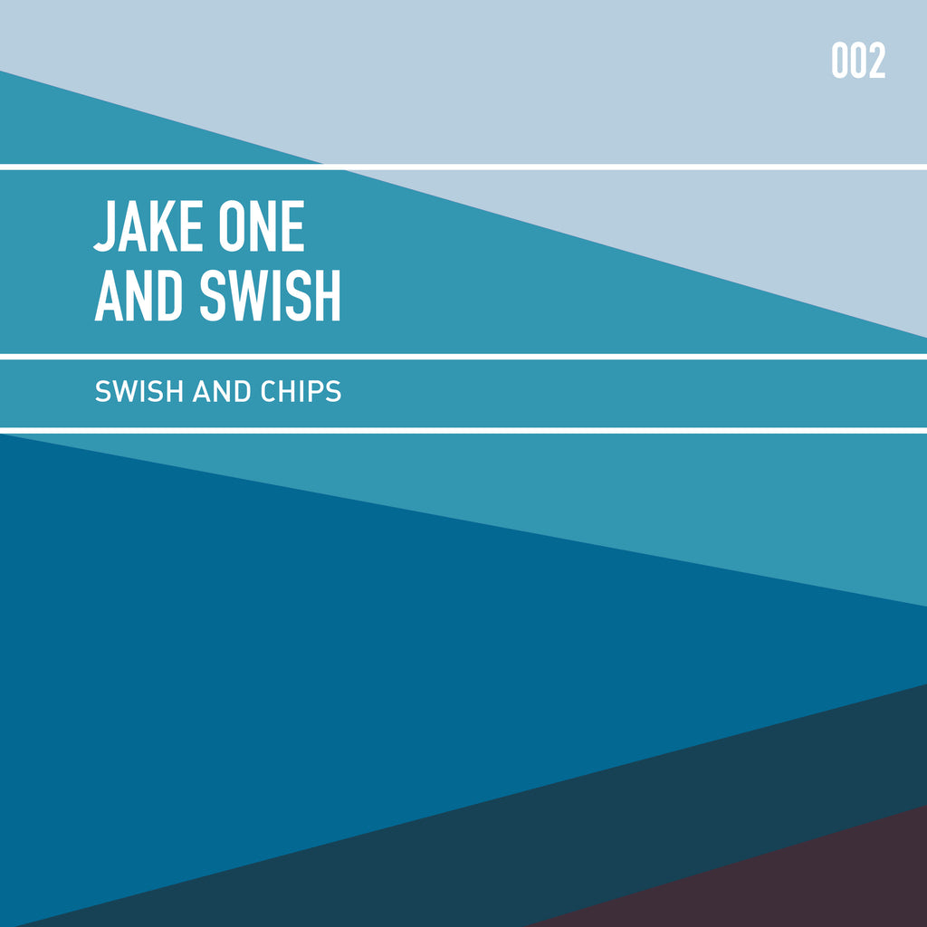 Jake One and Swish - Swish & Chips Vol. 2 (Digital Download)