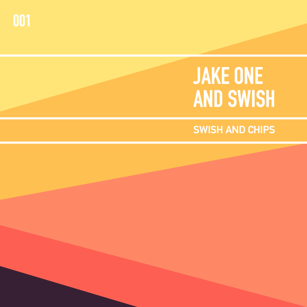Jake One and Swish - Swish & Chips (Digital Download)