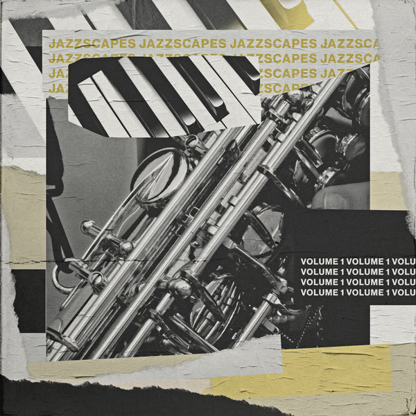 Pelham & Junior - Jazzscapes Vol. 1