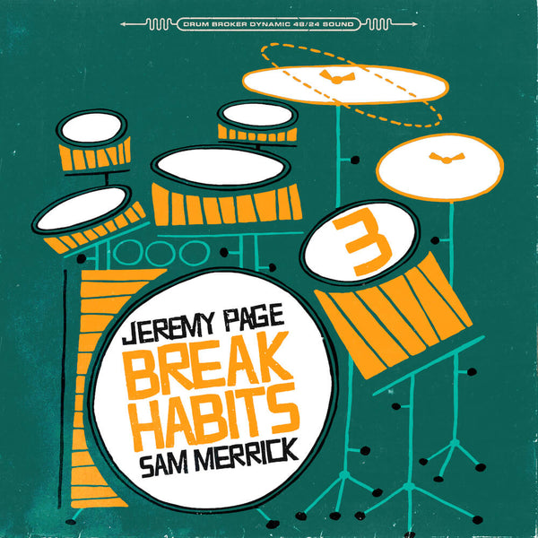 Jeremy Page - Break Habits Vol. 3