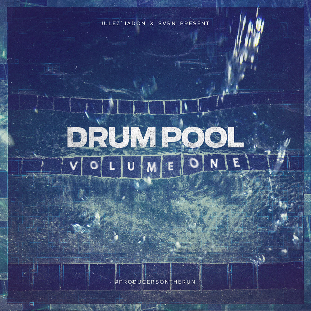 Julez Jadon - Drum Pool Vol. 1