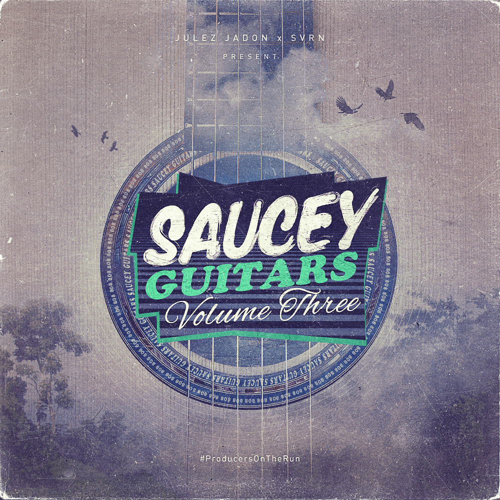 Julez Jadon - Saucey Guitars Vol  3