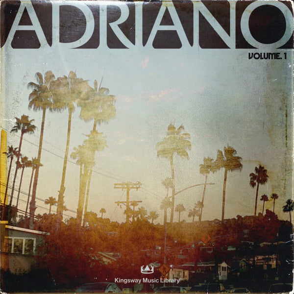 Kingsway Music Library - Adriano Vol. 1