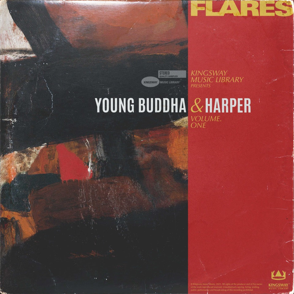 Kingsway Music Library - Flares Vol. 1 (Young Buddha x Harper)
