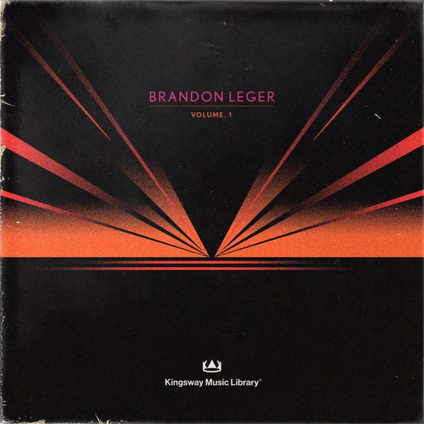 Kingsway Music Library - Brandon Legger Vol. 1