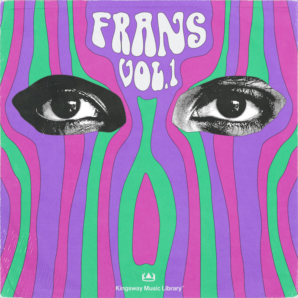 Kingsway Music Library - Frans Vol. 1