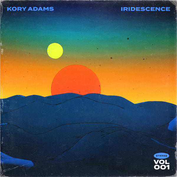 Kory Adams - Iridescence