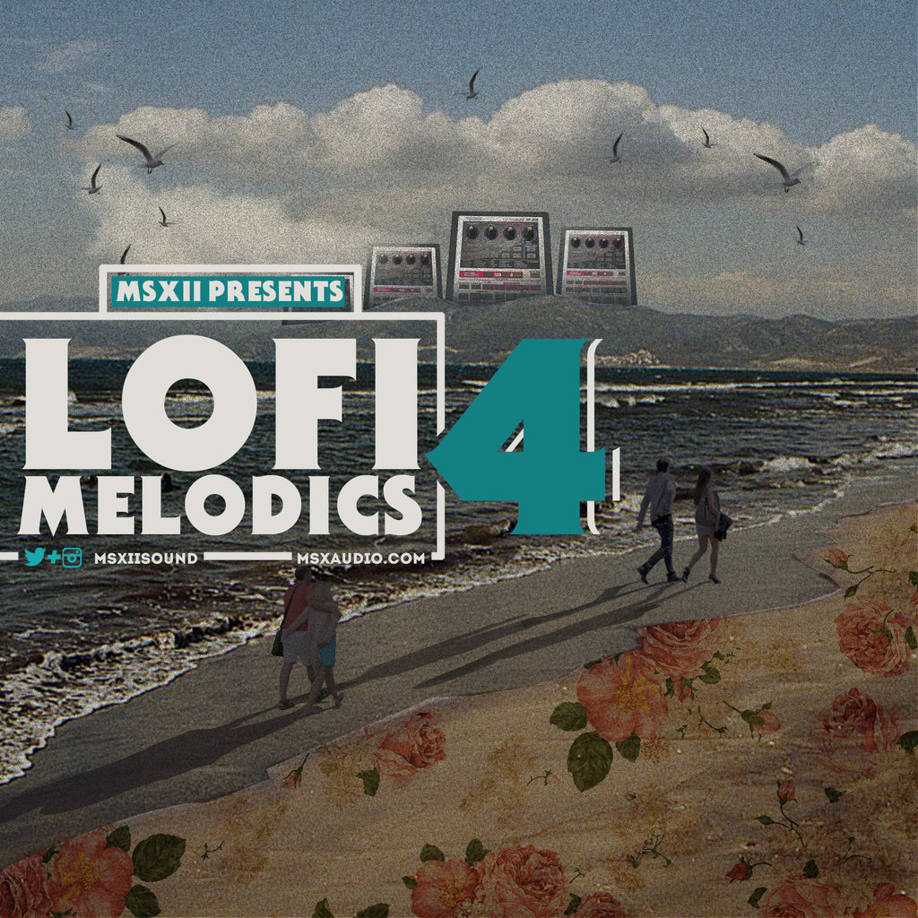 MSXII Sound Design - LoFi Melodics Vol. 4 (Sample Pack)