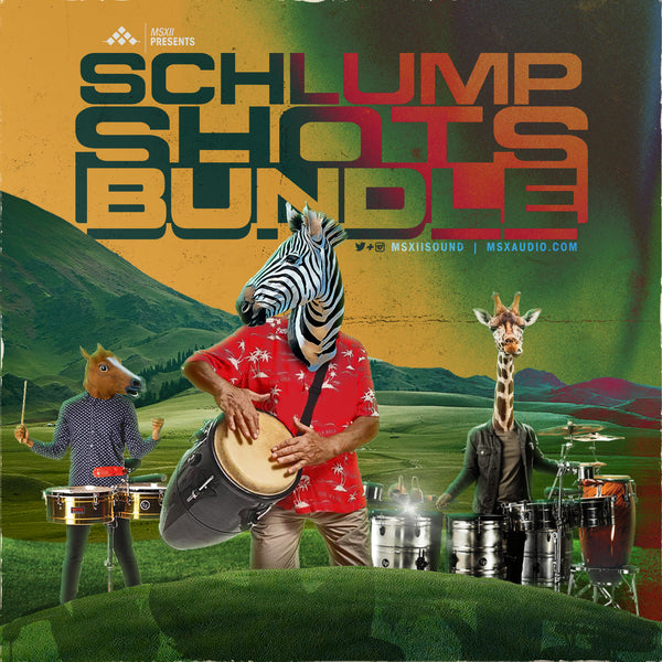 MSXII Sound Design - Schlump Shots Bundle