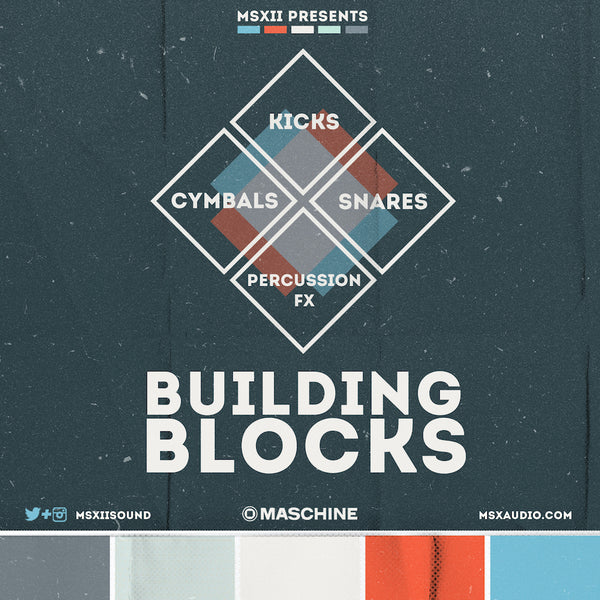 MSXII Sound Design - Building Blocks