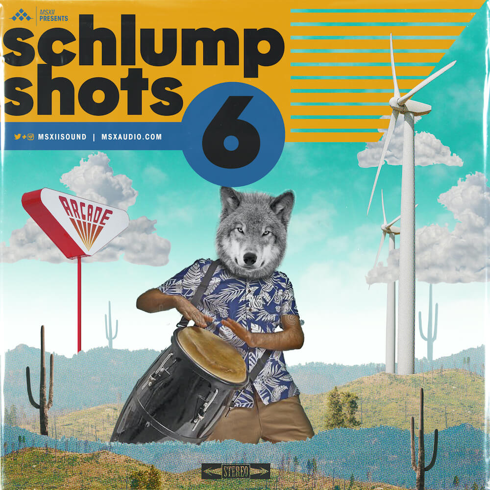 MSXII Sound Design - Schlump Shots Vol. 6