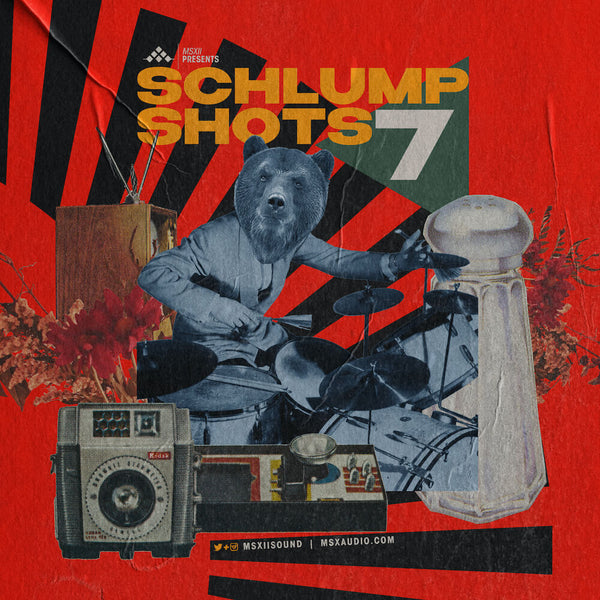 MSXII Sound Design - Schlump Shots Vol. 7