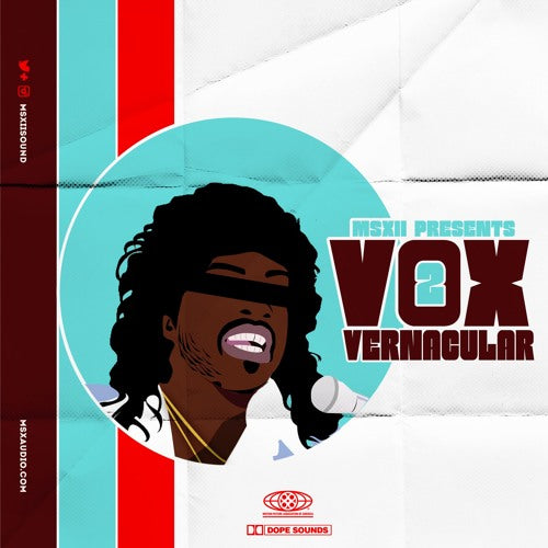 MSXII Sound Design - Vox Vernacular Vol. 2
