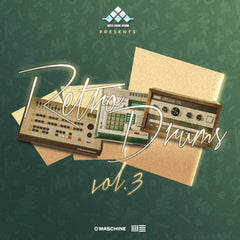 MSXII Sound Design - Retro Drums Vol. 3