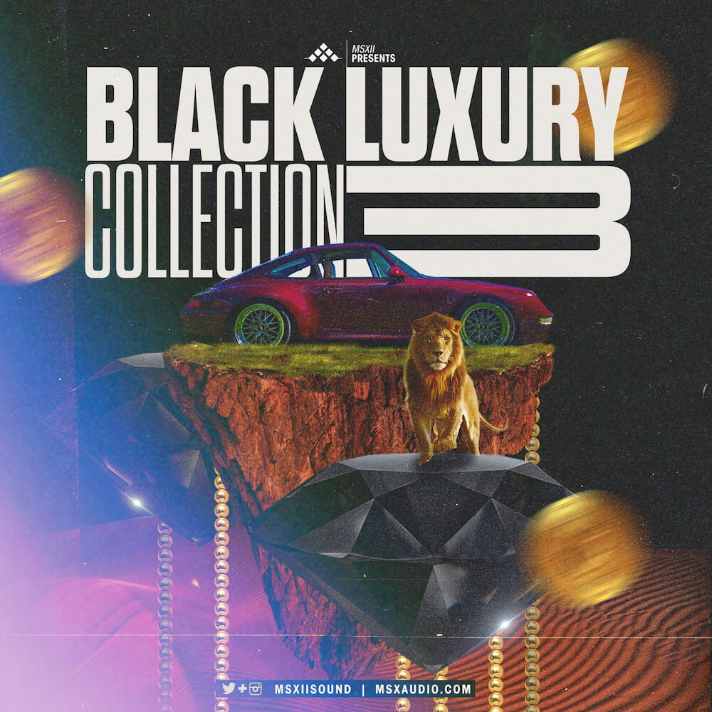 MSXII Sound Design - The Black Luxury Collection III