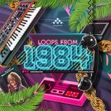 MSXII Sound Design - Loops From 1984 (Sample Pack)