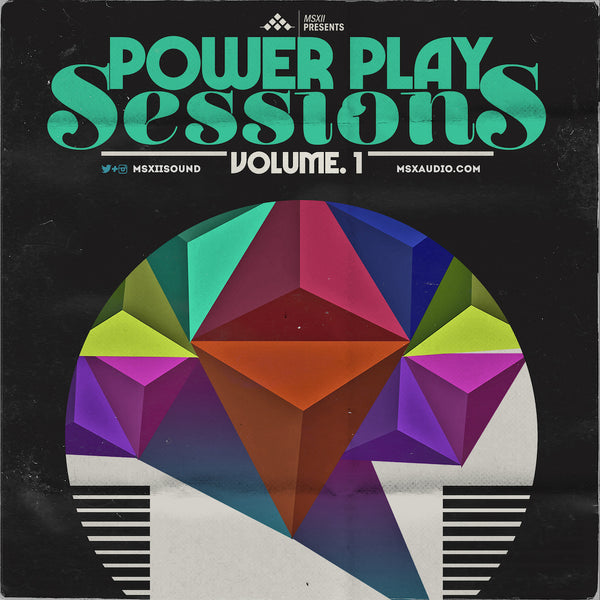 MSXII Sound Design - Power Play Sessions